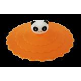 Pokrywka silikonowa na kubek - Panda