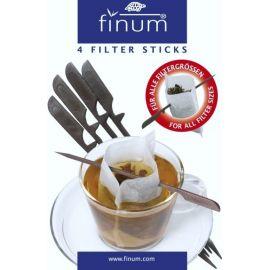 Finum - 4 szpadki do filtrów papierowych