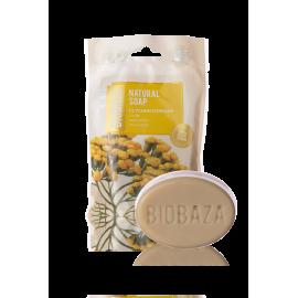 BIOBAZA NATURAL SOAP - nieśmiertelnik kocanka 90g