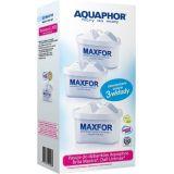 Wkład filtrujący do dzbanka B100-25 - Aquaphor Maxfor - 3 sztuki
