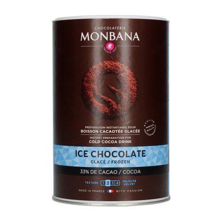 Monbana czekolada w proszku Iced Chocolate - 800g