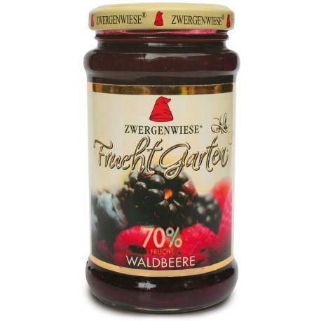 Mus z owoców leśnych 70% owoców - 225 g - ZWERGENWIESE