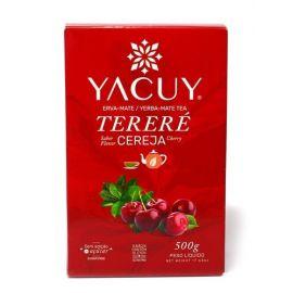Yerba Mate Yacuy Terere Cherry - 500 g