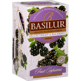 BLACKCURRANT & BLACKBERRY saszetki 20 x 1,8g