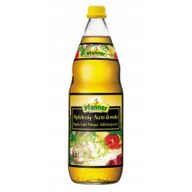 PFANNER Ocet jabłkowy filtrowany - 1000 ml