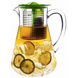Finum - Dzbanek Iced Tea Control 1,8l Zielony