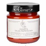 Ognista salsa paprykowa - słoiczek