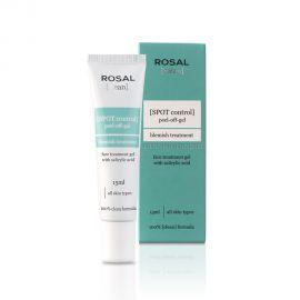 ROSAL - żel do twarzy przeciwtrądzikowy - 15 ml