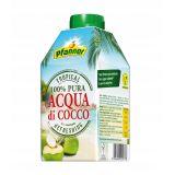 PFANNER Naturalna woda kokosowa - 500 ml