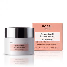 ROSAL - krem odżywczy do twarzy z olejem migdałowym -50 ml