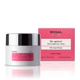 ROSAL - rewitalizujący krem do twarzy z kolagenem morskim -50 ml