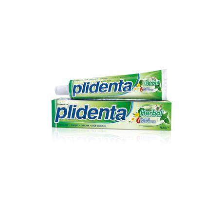 PLIDENTA - pasta do zębów - ziołowa - 75 ml