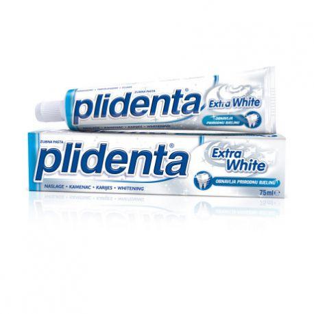 PLIDENTA - pasta do zębów - ekstrawybielająca - 75 ml