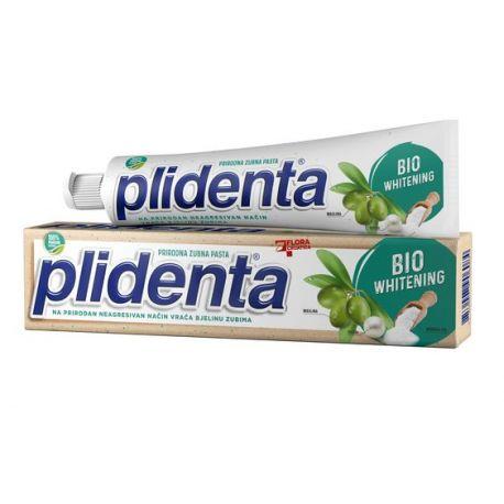 PLIDENTA - pasta do zębów - Biowybielająca- 75 ml