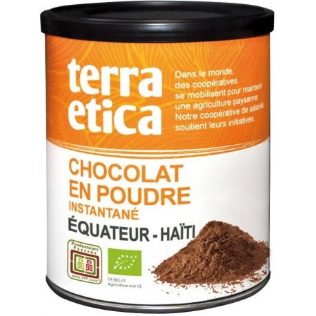Czekolada w proszku - 400 g - Terra Etica