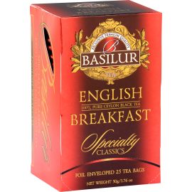 ENGLISH BREAKFAST w saszet. 25x2g