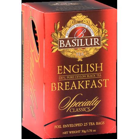 ENGLISH BREAKFAST w saszet. 25x2g