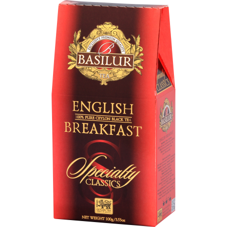 ENGLISH BREAKFAST stożek 100g