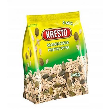Kresto - słonecznik i pestki dyni - 300 g