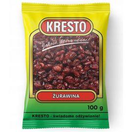 Kresto - żurawina suszona - 100 g