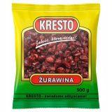 Kresto - żurawina suszona - 500 g
