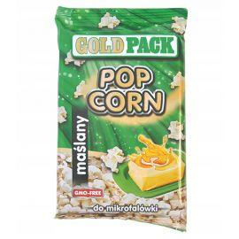 Gold Pack - popcorn maślany - 100 g