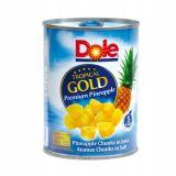 Dole - kawałki ananasa w soku ananasowym -567 g