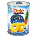 Dole - plastry ananasa w soku ananasowym - 567 g