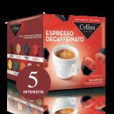 CELLINI CAFFE - Decaffeinato - 16 KAPSUŁEK