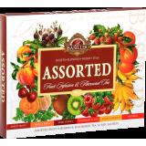 Assorted FRUIT INFUSION & FLAVOURED TEA 30 saszetek