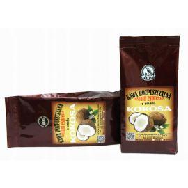 Czarna Kawka - kawa rozpuszczalna kokosowa - 75 g