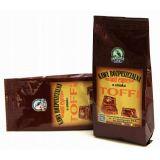 Czarna Kawka - kawa rozpuszczalna o smaku toffi - 75 g
