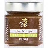 Bio miód nektarowo-spadziowy leśny - 320 g - Muria