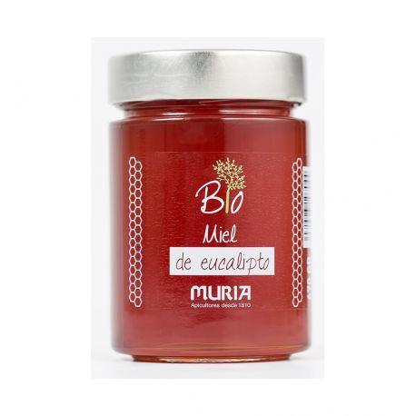 Bio miód eukaliptusowy - 470 g - Muria
