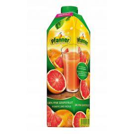Pfanner - sok z różowego grejpfruta - 1000 ml
