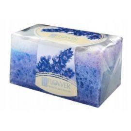 Nature of Agiva - mydełko lawendowe z gąbką - mydło - 70 g