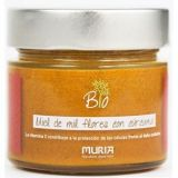 Muria - ekologiczny miód nektarowy wielokwiatowy z kurkumą i acerolą - 250 g