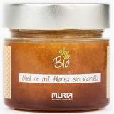 Muria - ekologiczny miód nektarowy wielokwiatowy z wanilią - 250 g