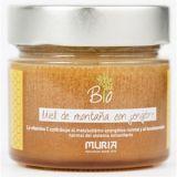Muria - ekologiczny miód nektarowy z kwiatów górskich z imbirem i acerolą - 250 g