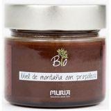 Muria - ekologiczny miód nektarowy z kwiatów górskich z propolisem - 250 g