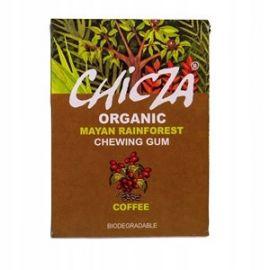 Chicza - w 100% ekologiczna guma do żucia o smaku kawy - 30 g