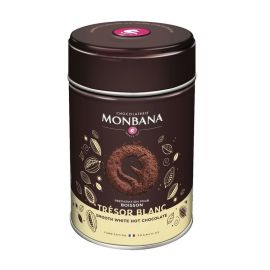 Monbana Tresor biała czekolada do picia - 200g