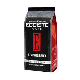EGOISTE ESPRESSO Kawa mielona Arabica - 250 g