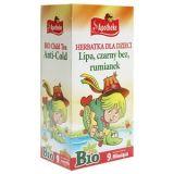 Apotheke - herbatka dla dzieci z lipą, czarnym bzem i rumiankiem - 20x1,5 g