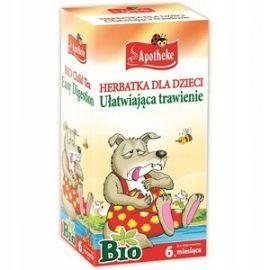 Apotheke - herbatka dla dzieci ułatwiająca trawienie - 20x1,5 g