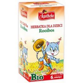 Apotheke - Rooibos - herbatka dla dzieci - 20x1,5 g
