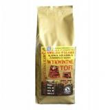 Czarna Kawka - Wykwintne Toffi - kawa ziarnista - 1000 g