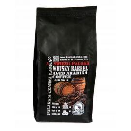 Czarna Kawka - Whisky Barrel Aged Arabika OLD. NO. 3 - kawa ziarnista - 500 g
