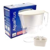 Dzbanek filtrujący + wkład wymienny B100-25 - AquaPlus - 2,5 l