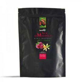 Tommy Cafe - ziarnista kawa smakowa Sen o Miłości - 250 g